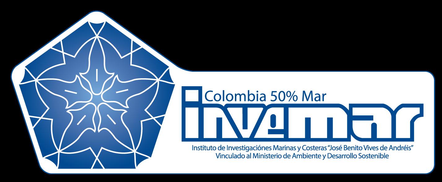 Logotipo oficial del INVEMAR